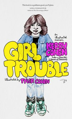 Cover of Girl Trouble
