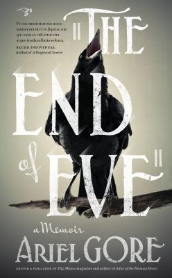 Cover of The End of Eve