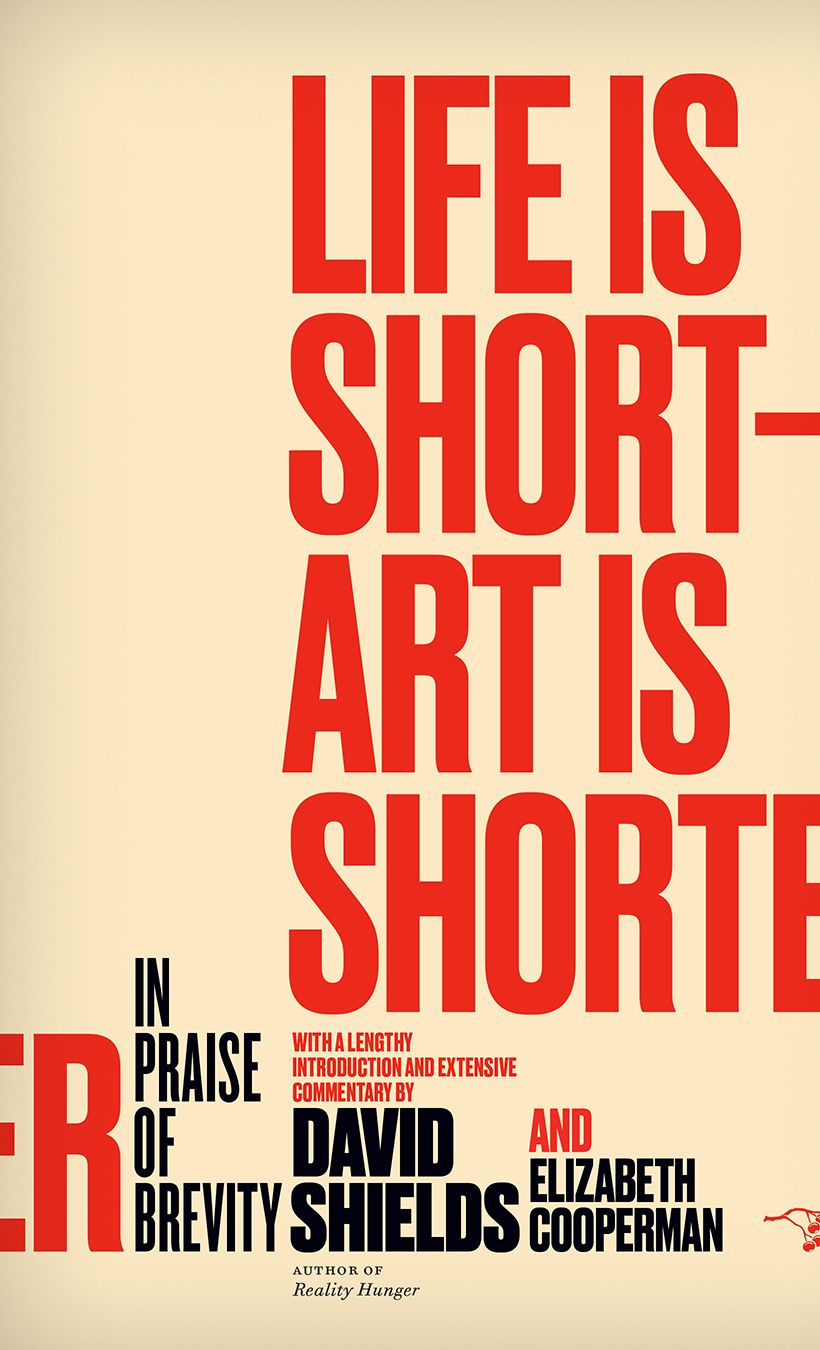 Life Is Short – Art Is Shorter