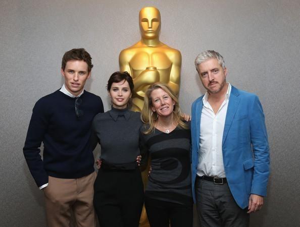 Anthony Mccarten Brilliance Academy Award Nomination Theory Of