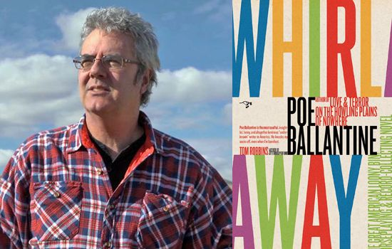 Poe Ballantine Whirlaway Ken Jones Kboo Between The Covers