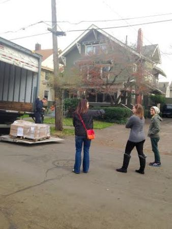<p>Spring galleys arrive at Hawthorne Books</p>