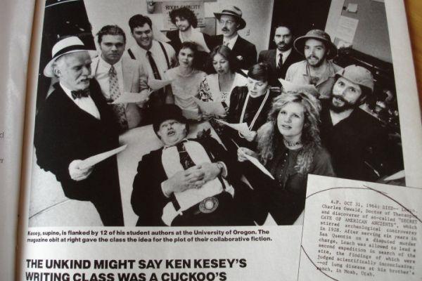 Lidia Yuknavitch Chronology Of Water Theodore Carter Ken Kesey