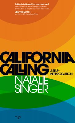 Cover of California Calling