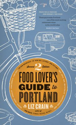 Cover of Food Lover's Guide to Portland