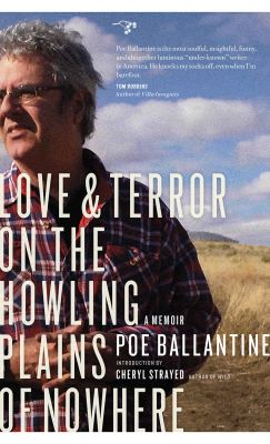 Cover of Love & Terror on the Howling Plains of Nowhere