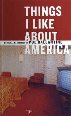 Cover of Things I Like About America